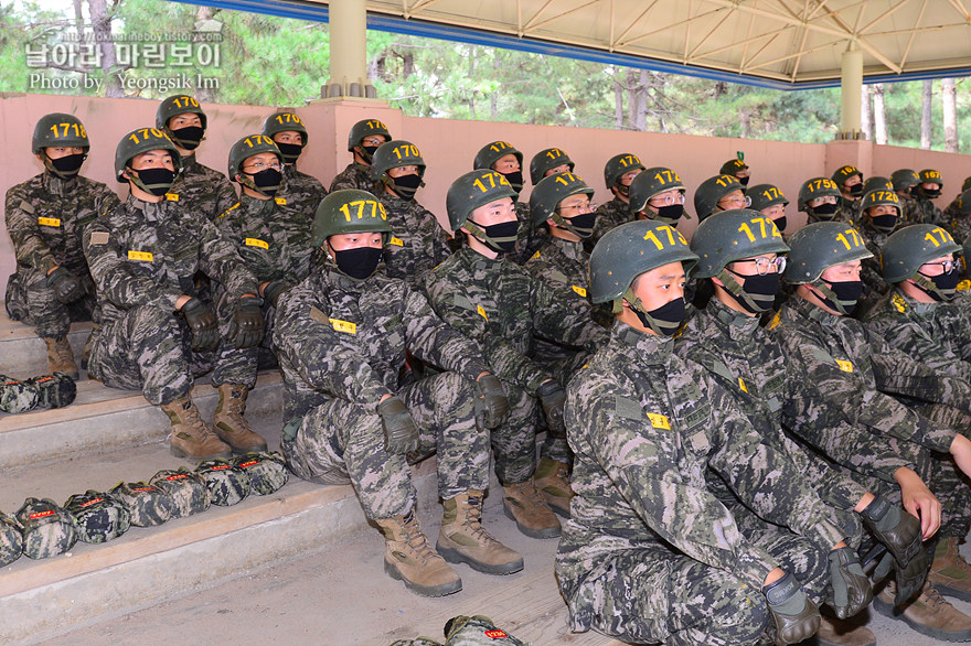 해병대 신병 1273기 1교육대 4주차 공중돌격훈련7_3487.jpg