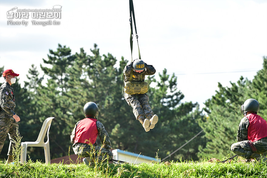 해병대 신병 1273기 1교육대 4주차 공중돌격훈련6_3125.jpg