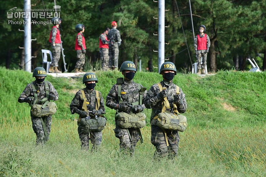 해병대 신병 1273기 1교육대 4주차 공중돌격훈련9_3430.jpg