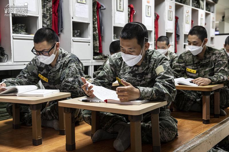 해병대 신병 1268기 3,5교육대 4주차.jpg