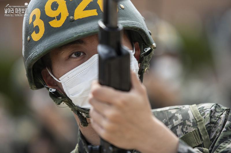 신병 1268기 3교육대 4주차 - 전투사격술 훈련.jpg