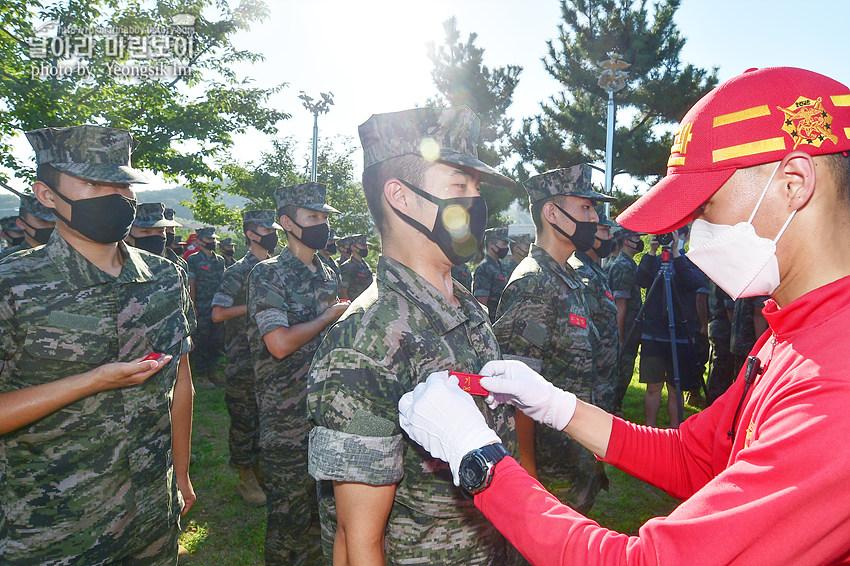 신병 1271기 1교육대 극기주 훈련_빨간명찰_8109.jpg