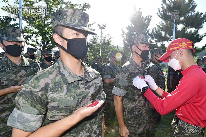 신병 1271기 1교육대 극기주 훈련_빨간명찰_8107.jpg