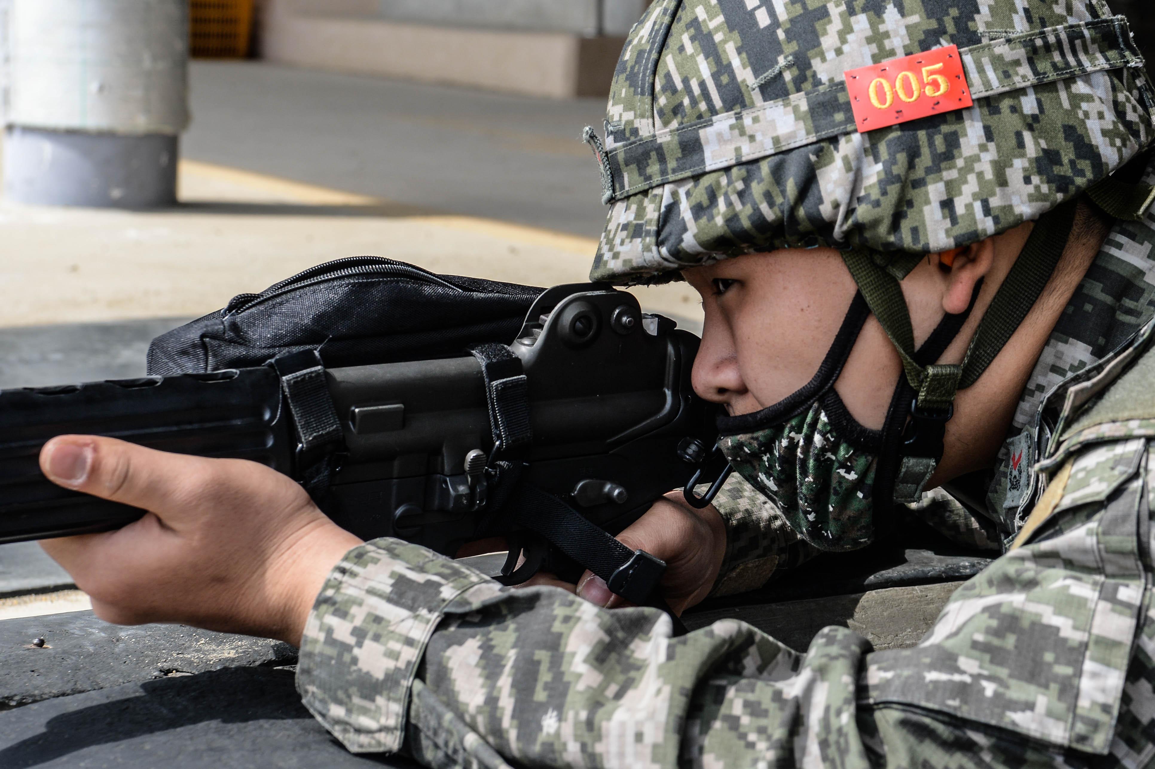 해병대 부사관후보생 389기 전투사격 16.jpg