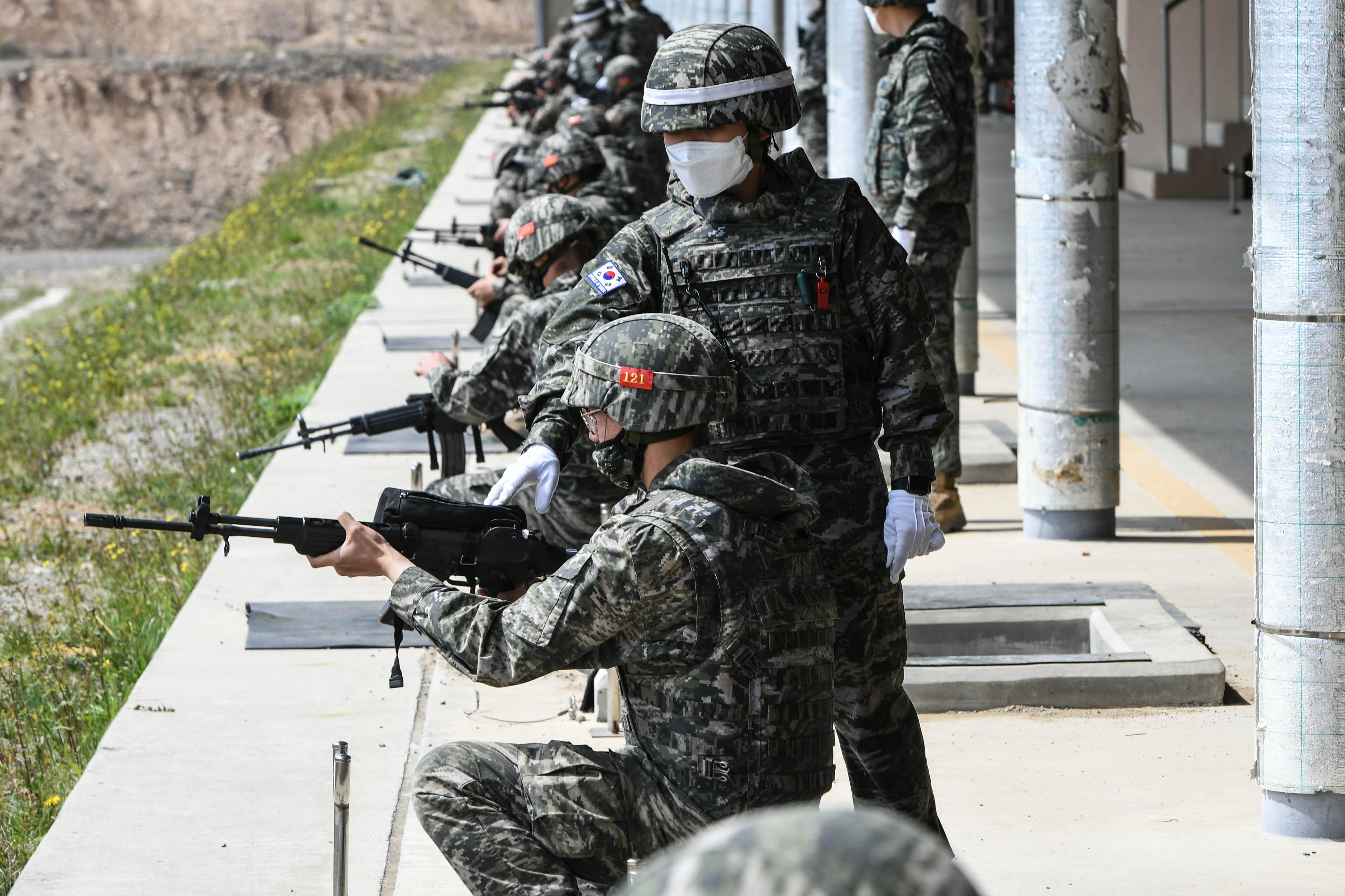 해병대 부사관후보생 389기 전투사격 10.jpg