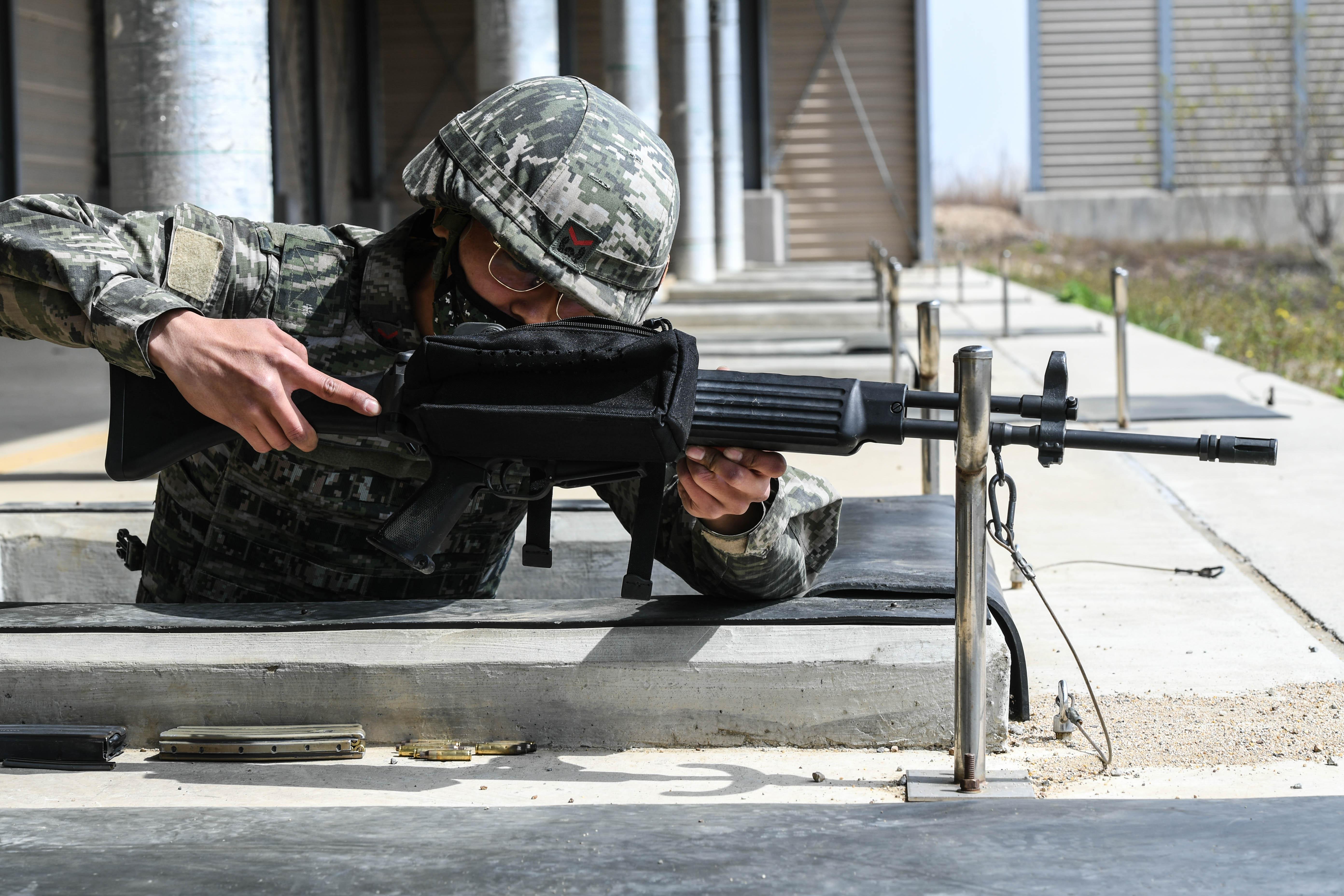 해병대 부사관후보생 389기 전투사격 22.jpg