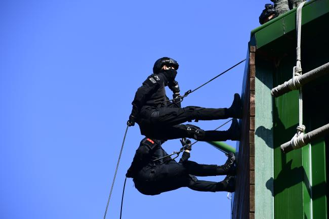 해병대2사단 군사·민정경찰대 실전적 침투기술 및 해상전술훈련 1.jpg