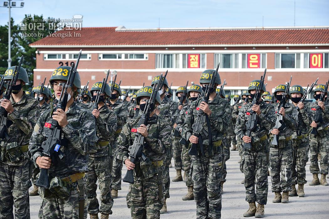 해병대 신병 1261기 2교육대 6주차 훈련모음_9437.jpg